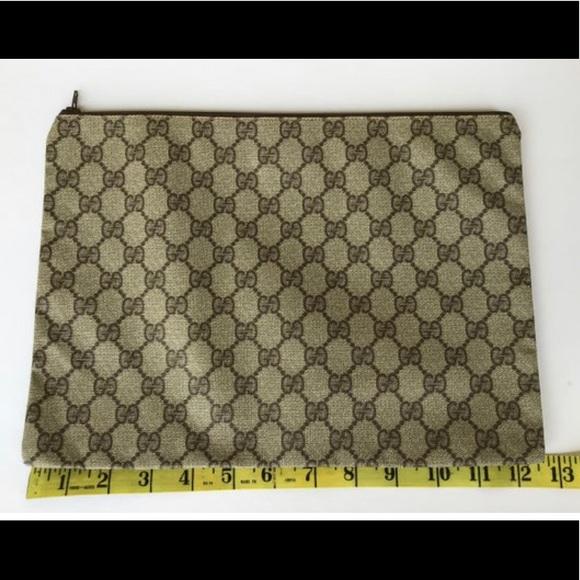 Gucci Handbags - Authentic Gucci Portfolio/Large Clutch/Cosmetic